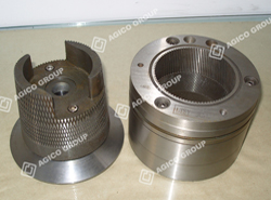 peanut butter grinding machine parts