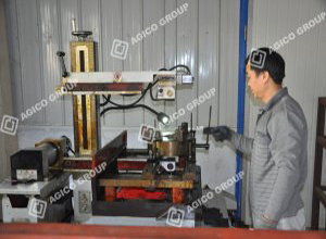 peanut butter making process machine